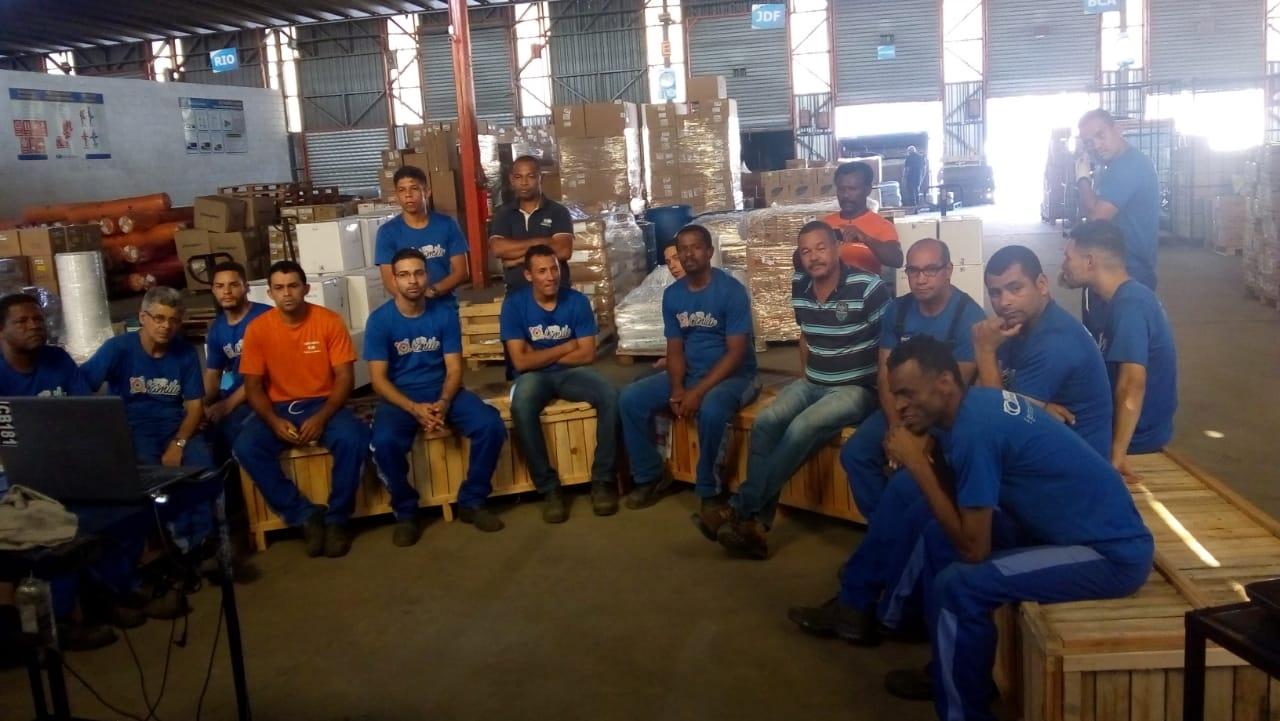 Camilo dos Santos capacita mais de 100 funcionários na quarentena