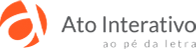 Logotipo ato interativo jf/bh/rj
